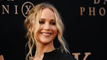 Jennifer Lawrence on why she's now a Democrat: 'I was voting against my own rights'