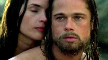 ¿Hubo tensión sexual no resuelta entre Brad Pitt y Julia Ormond en 'Leyendas de pasión'?