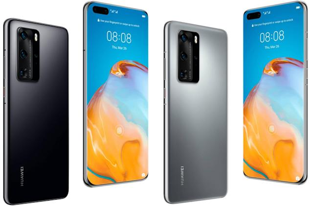 Huawei P40 Pro may feature 50X zoom, custom photography chip