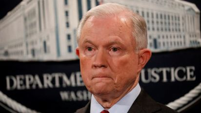 Attorney General Sessions steps up anti-'sanctuary' rhetoric after setbacks