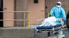 Coronavirus live updates: US braces for 'horrific' weeks as deaths top 5,100; unemployment claims soar; Dr. Fauci gets security