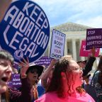 US abortion rights activists protest 'attack' on access