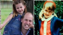 Royal fans think Princess Charlotte looks identical to Princess Diana in new snaps