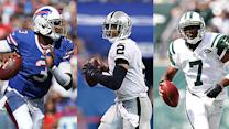 Which young gun will have most success?