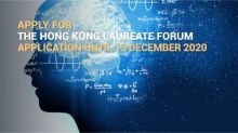 Hong Kong Laureate Forum: convocatória de jovens cientistas com destaque em Astronomia, Ciências da Vida e Medicina e Ciências Matemáticas