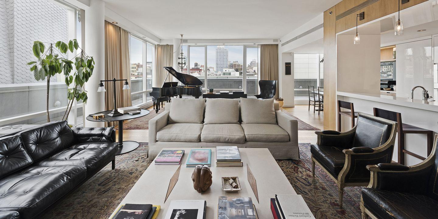 decorate bathroom ideas justin timberlake is selling his soho penthouse 11330