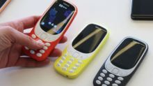 Revamped Nokia 3310 mobile phone goes on sale in the UK