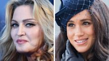 Madonna Has Quite The Offer For Meghan Markle And Prince Harry