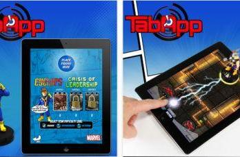 Wizkids and Marvel's HeroClix TabApp spoils its chance to innovate
