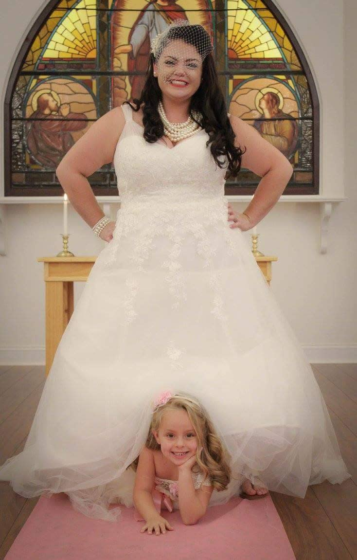 Wedding Dress Accidentally Donated to Goodwill Sparks Viral Search ...