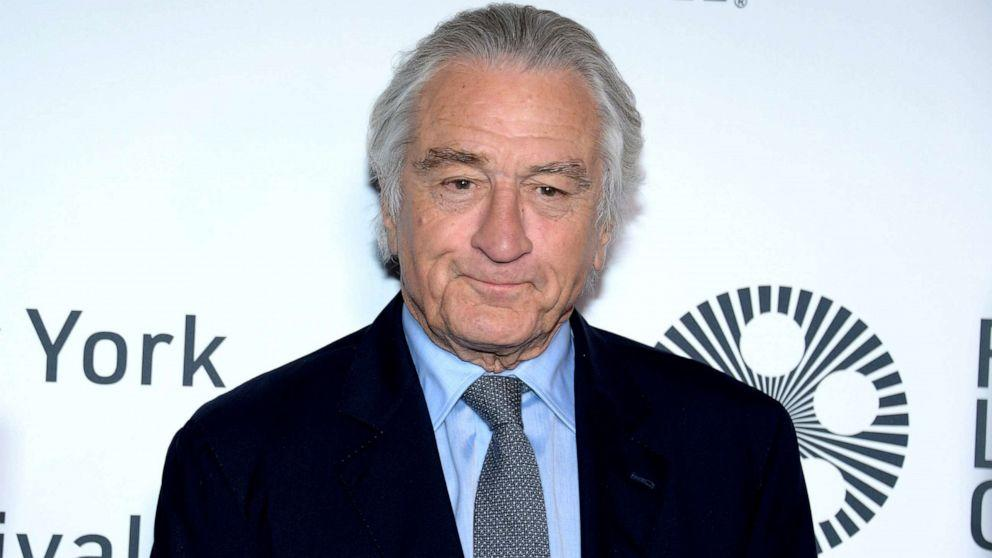 Robert De Niro sued for gender discrimination by former employee