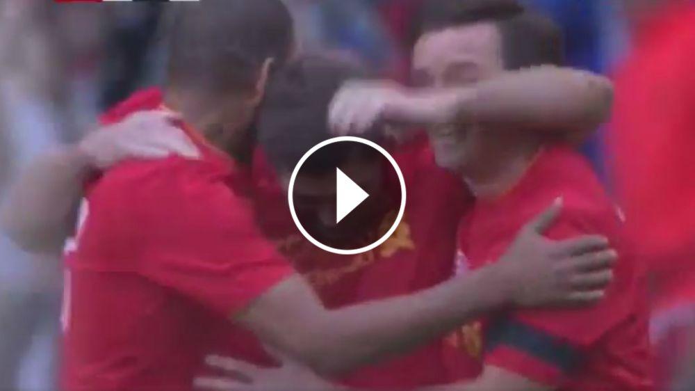 VÍDEO: El golazo de Gerrard en su homenaje ante el Real Madrid