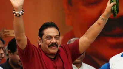 Sri Lankan President Gotabaya Rajapaksa Names Brother Mahinda as New PM