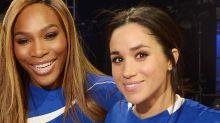 Ist Serena Williams' neuer Hoodie von Herzogin Meghan inspiriert?