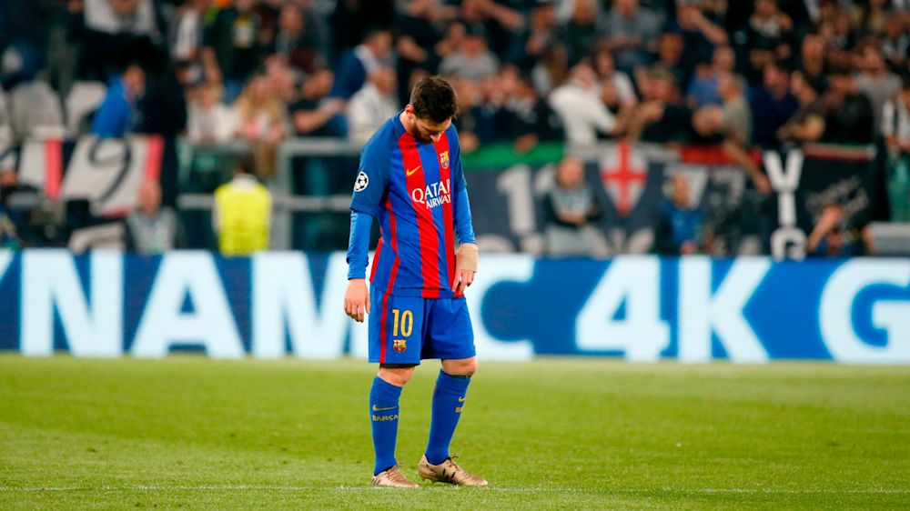 La Juventus no es el PSG, ni tampoco el Barcelona es el mismo