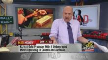 Gold mining CEO addresses recent industry mergers: 'I thi...