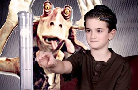 Star Wars Force Trainer teaches children to kill... with their minds