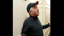 Video shows man harassing black neighbor he doesn't believe lives in the building
