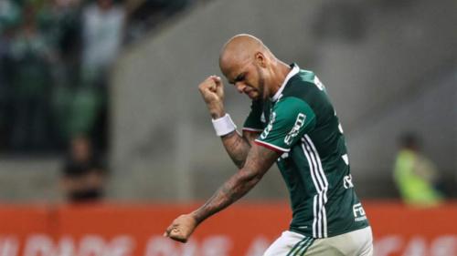 Felipe Melo cita 'ousadura' de Eduardo Baptista para defendê-lo