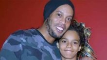 Probetraining Undercover: Ronaldinhos Sohn überzeugt Scouts