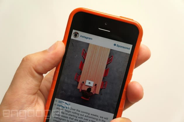 Instagram ads are coming to UK feeds very soon
