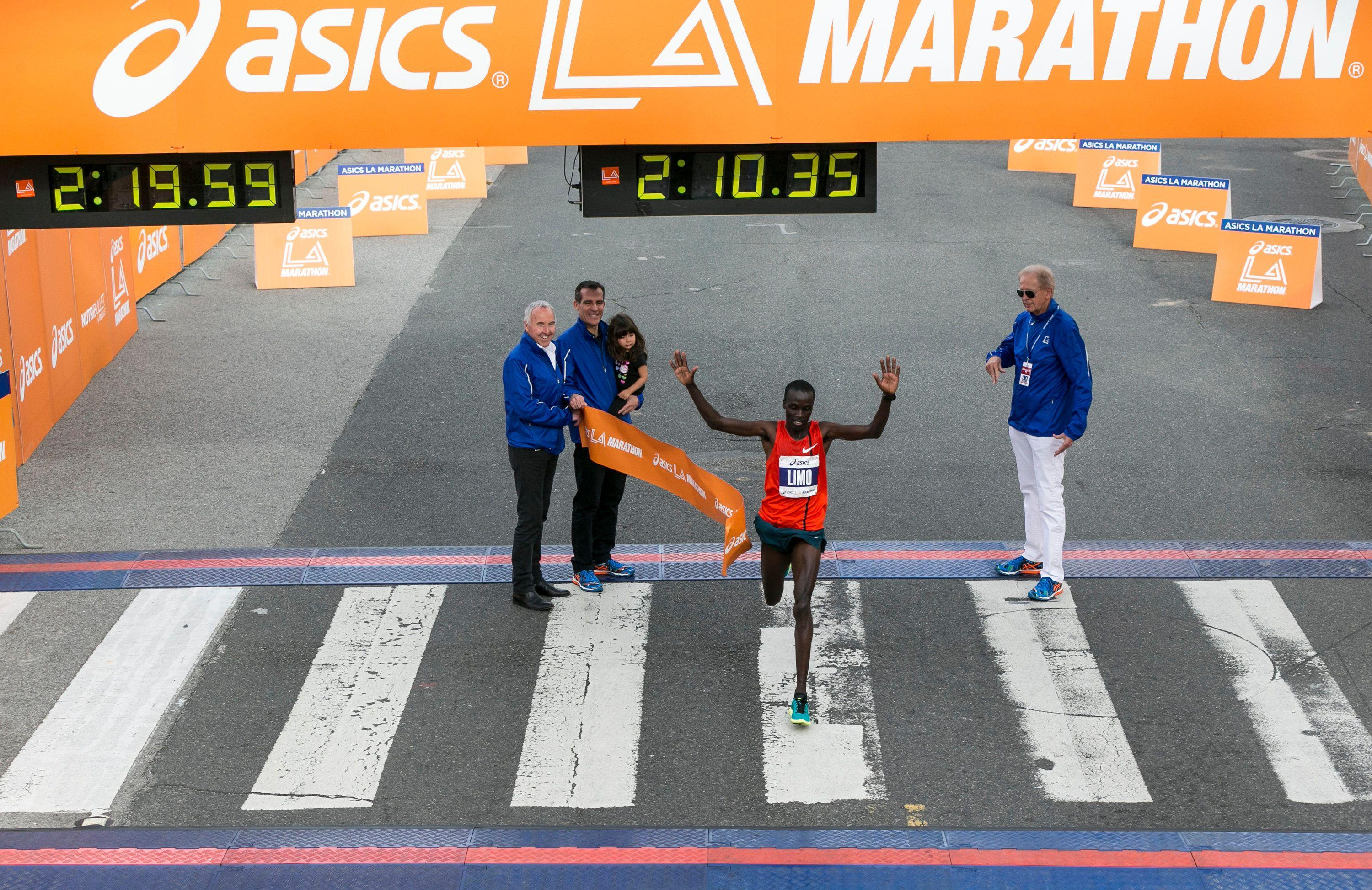 Asics: We want to 'win in running' in 2019
