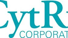CytRx Corporation Highlights Orphazyme's Rolling Submission of its New Drug Application with the U.S. FDA for Arimoclomol in Niemann-Pick Disease Type-C