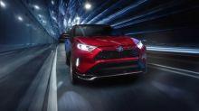 Toyota Revs Up Lineup with New 302-Horsepower RAV4 Prime
