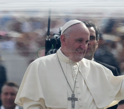 Pope to meet families of Nice attack victims