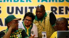 South Africa ANC vote too close to call, markets on edge