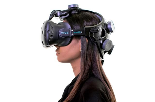 HTC's latest VR investments include a brain control startup