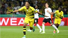 DFB-Pokal Final: Aubameyang hands Dortmund first trophy in five years