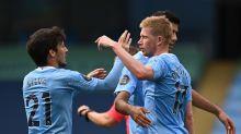 De Bruyne ne cherche pas à compenser le départ de Silva à Manchester City