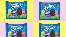 Get cracking! Easter egg-shaped Oreos are here already