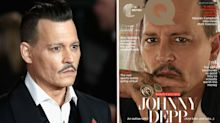 People aren't happy with Johnny Depp being called an 'outlaw' on the cover of GQ