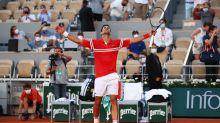 喬科維奇苦戰5盤法網奪冠 大滿貫第19座金盃到手