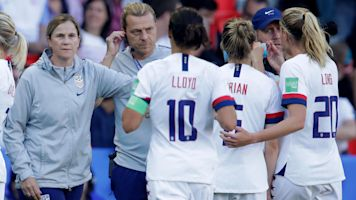 Backup plan: USWNT gambles on its depth