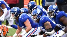 Giants banking offensive line will take next step forward