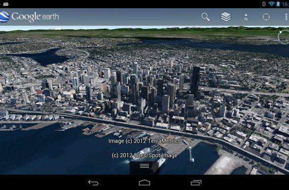 Google Earth adds detailed 3D imagery for Denver and Seattle, might not render the local Starbucks