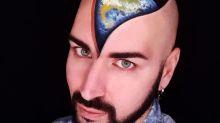Maquiador cria ilusões de ótica que vão te impressionar