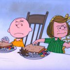Why this scene in 'A Charlie Brown Thanksgiving' prompts allegations of racism