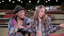 Besties - Cupcakes and Go-Karts with Keke Palmer and Bestie Jessica Shamburger