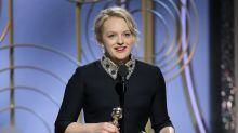 Scientologist Elisabeth Moss criticised over Golden Globes speech