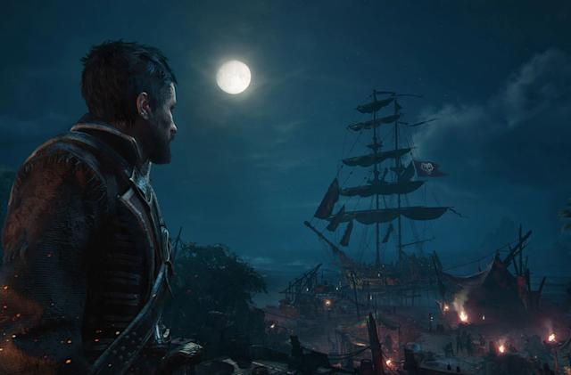 Ubisoft's oft-delayed 'Skull and Bones' won't come out before 2022