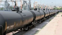 Oil-by-train demand could surge 200 per cent without pipeline progress