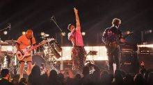 Red Hot Chili Peppers and Post Malone team up at 2019 Grammys: Watch