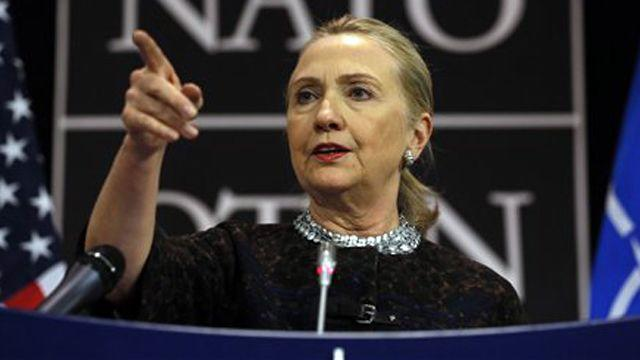 Clinton's Benghazi testimony cancelled, concussion cited