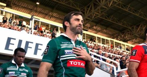 Rugby - Top 14 - SP - Pau : Le centre All Black Conrad Smith blessé
