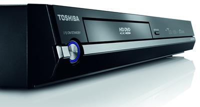 Toshiba brings 2nd-gen HD DVD action to the US