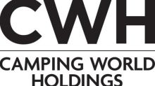 Camping World Holdings Announces Expansion Plans in Delaware, Nebraska and Montana